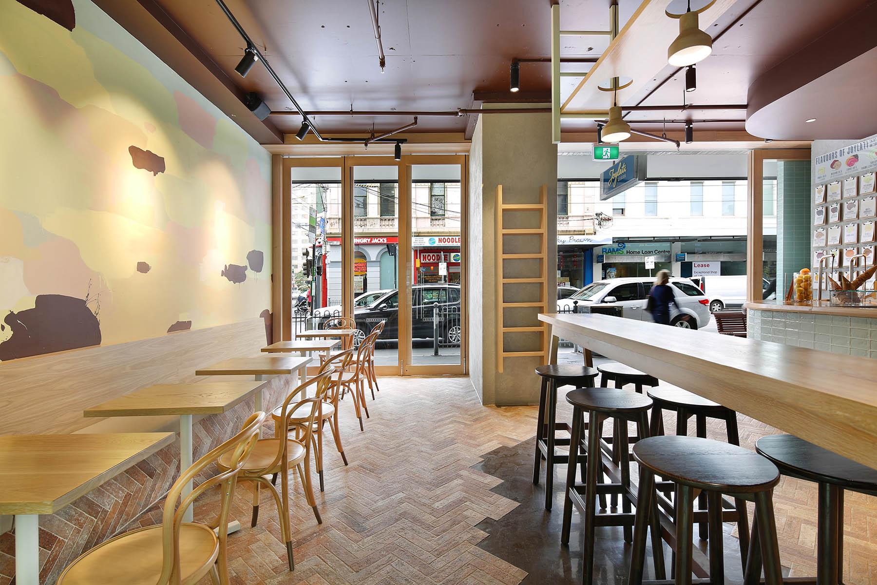 Joylati - interior design by Studio Y.