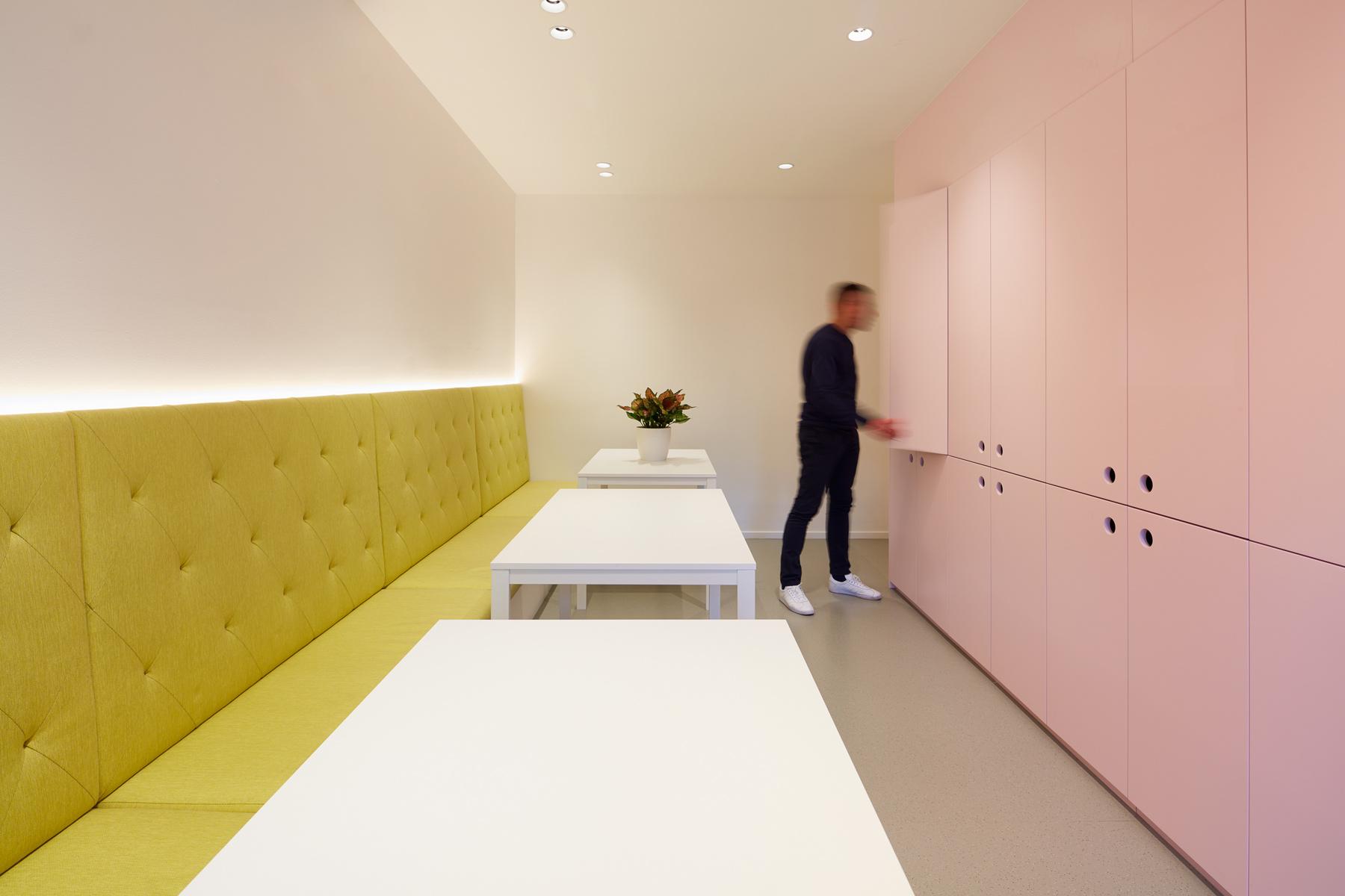 Ambience Lighting - interior design by Studio Y.