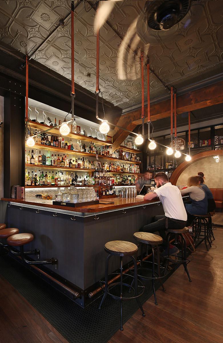 Black Pearl - interior design by Studio Y.