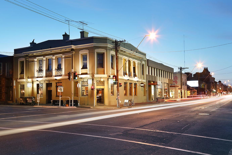 Fitzroy Town Hall Hotel - interior design by Studio Y.