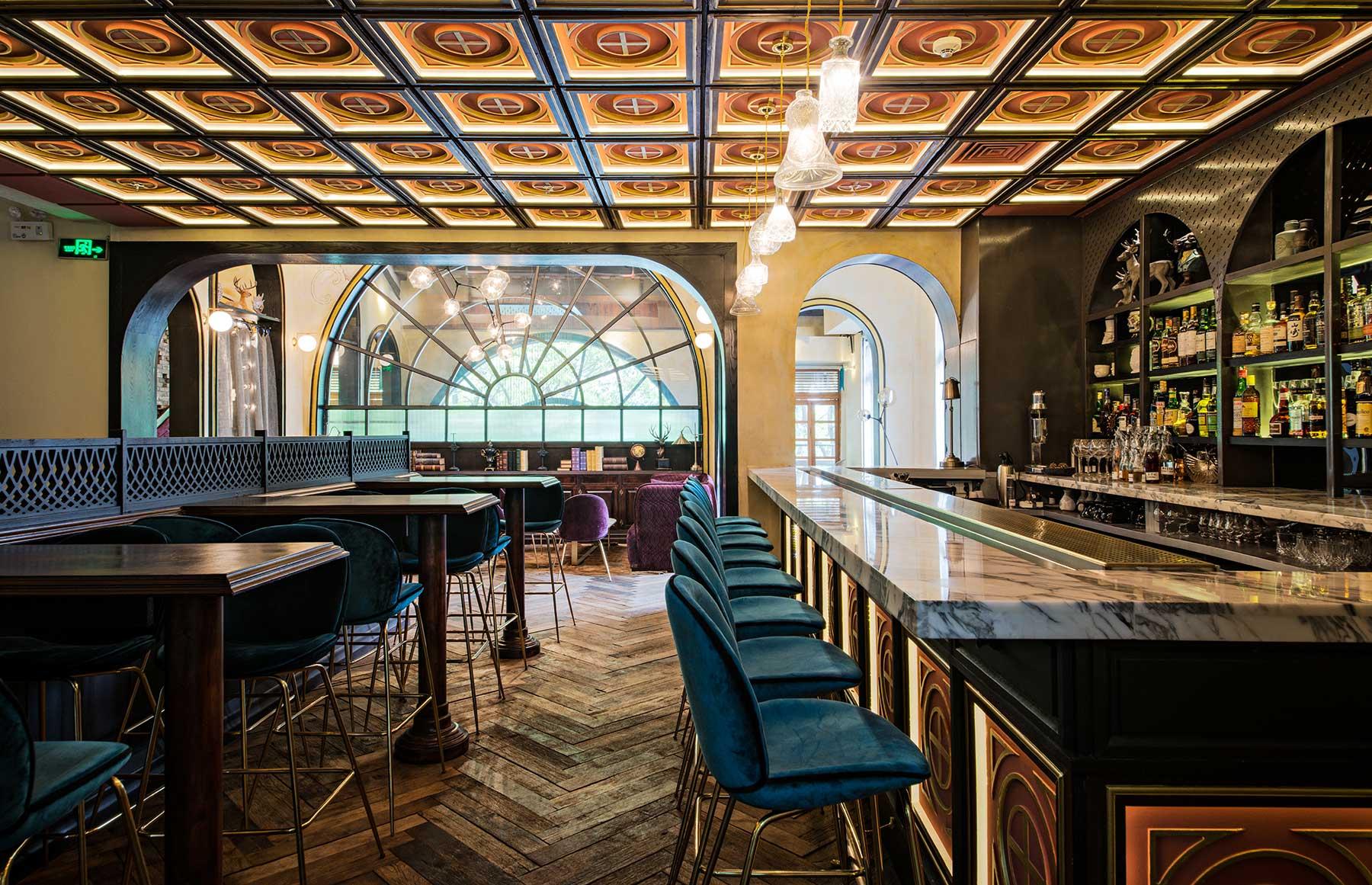 The Locksmith, China - interior design by Studio Y.