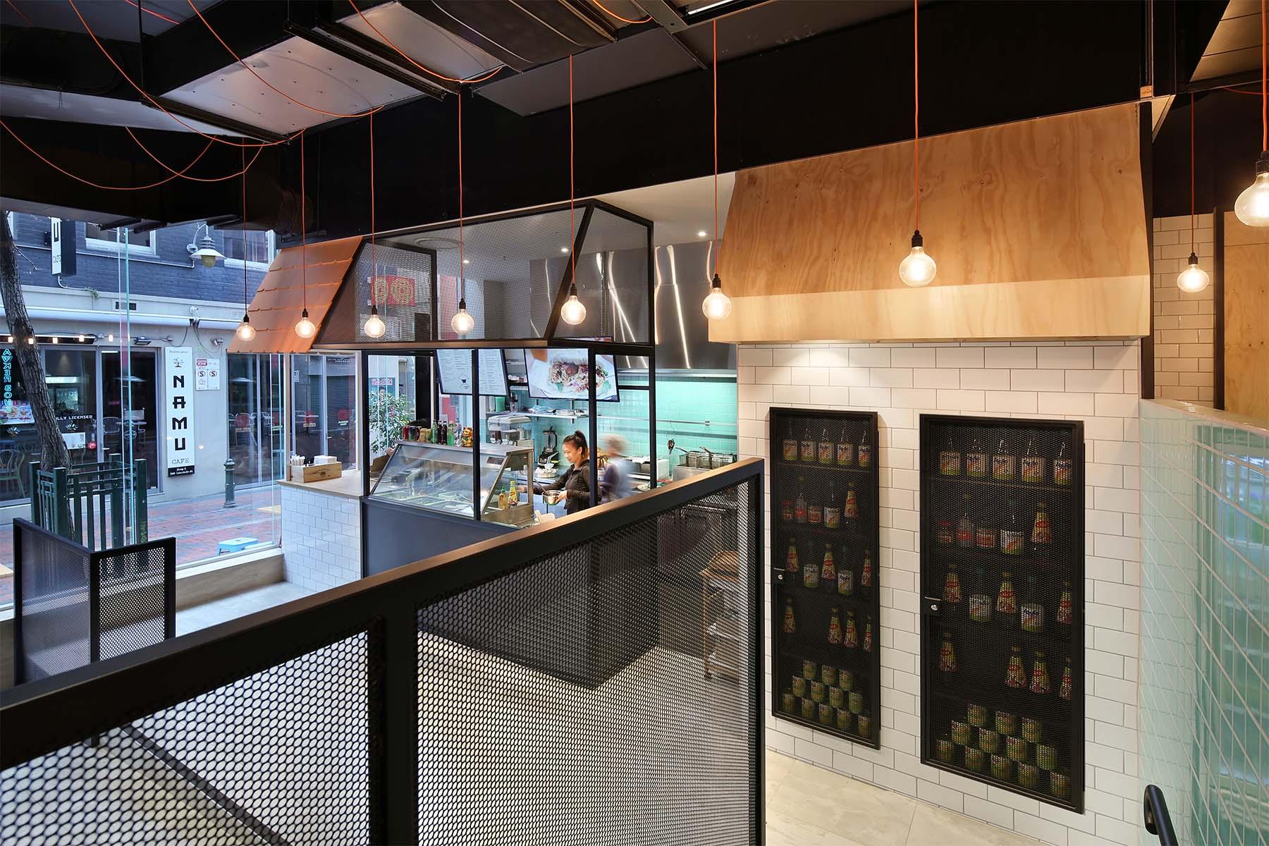 Hawker Boys - interior design by Studio Y.