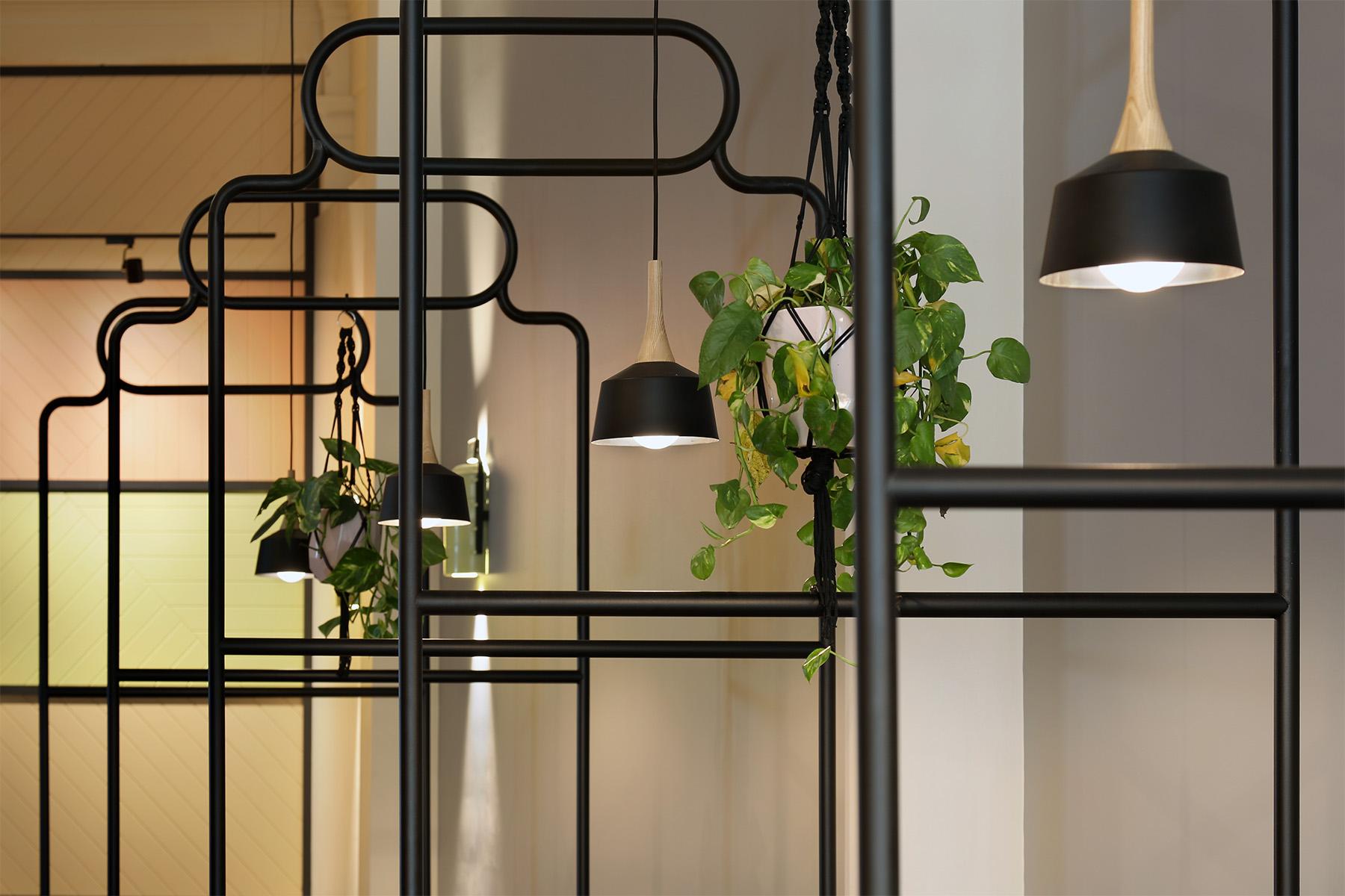 Pintoh - interior design by Studio Y.