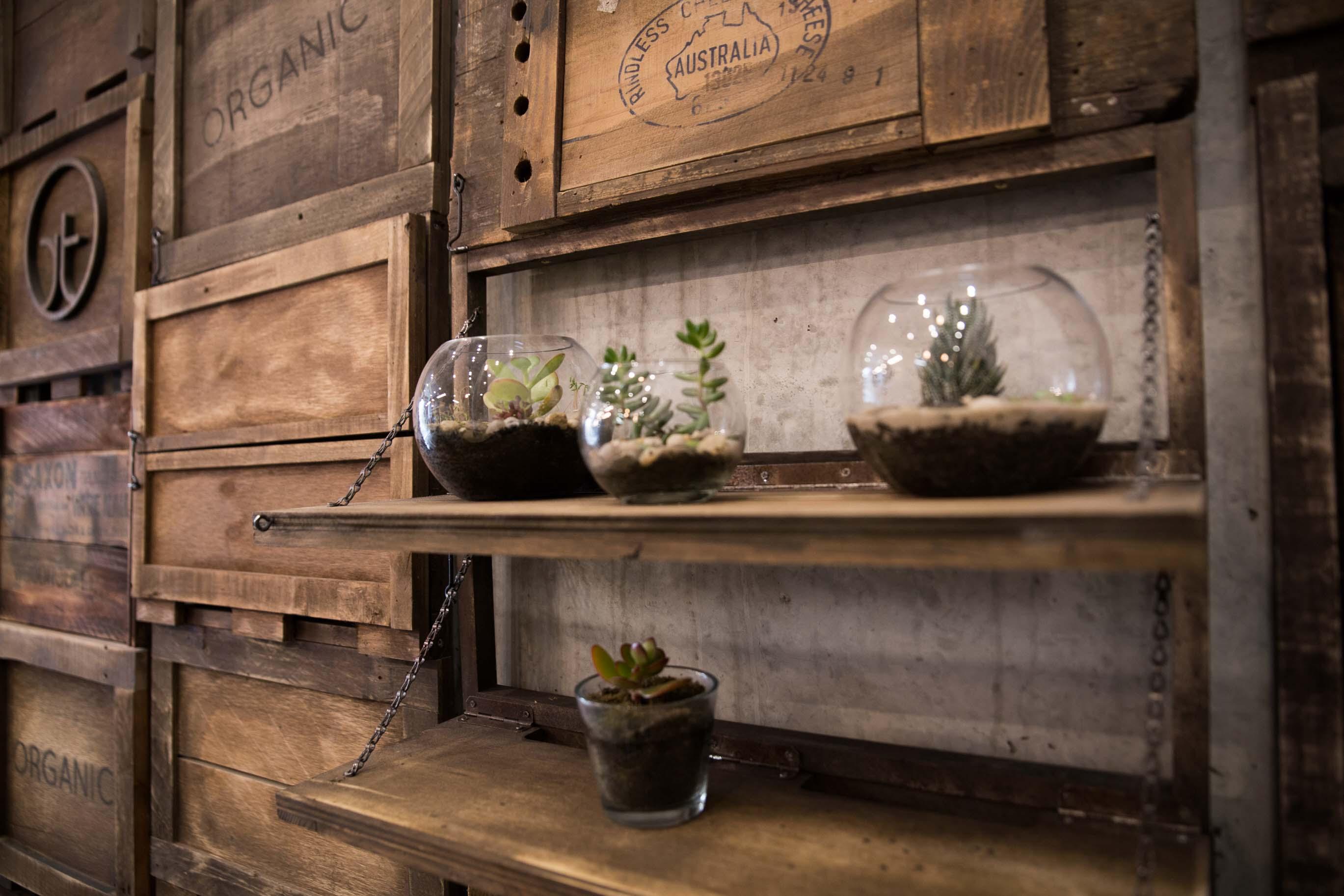 Raw Trader, Melbourne - interior design by Studio Y.