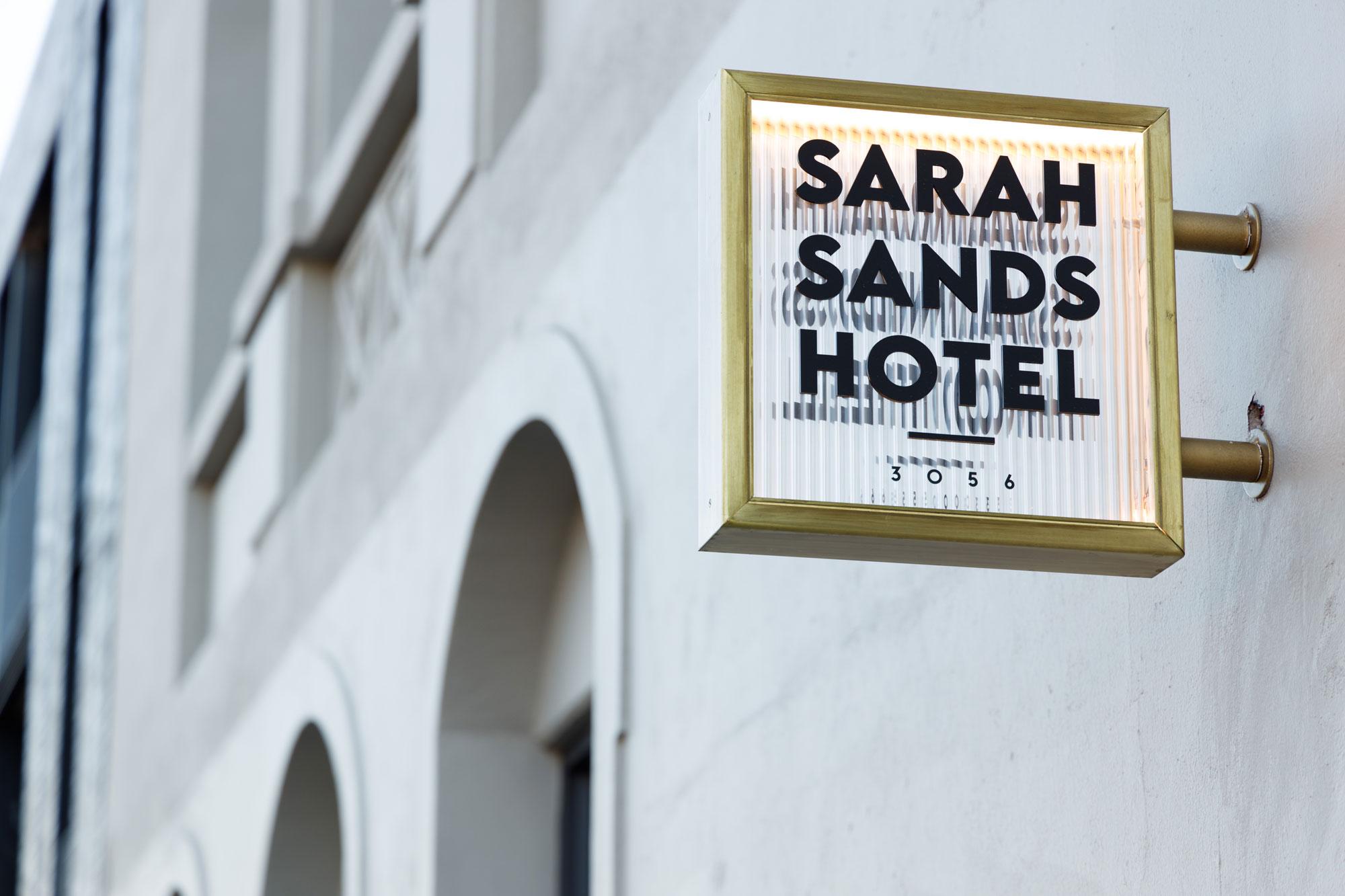 Sarah Sands - interior design by Studio Y.