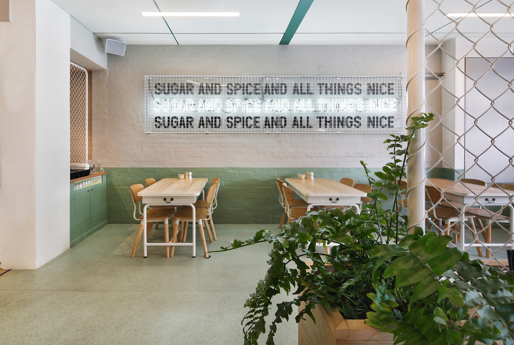 Sibling Spice - interior design by Studio Y.