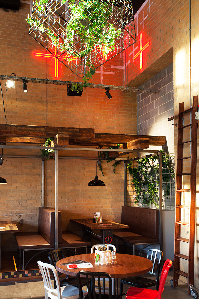 Smith + Singleton - interior design by Studio Y.