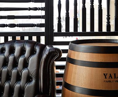 Squire's Loft, Werribee - interior design by Studio Y.