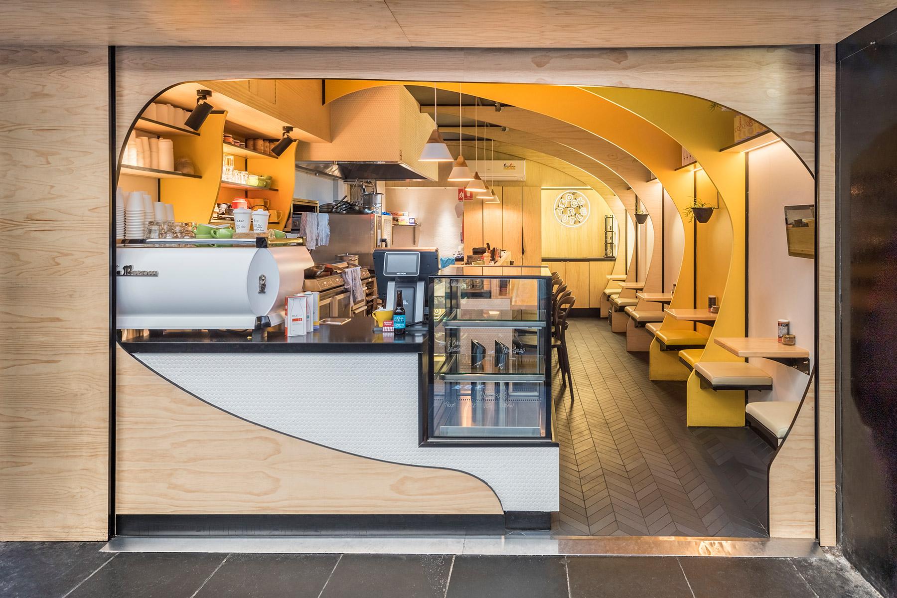 Mock Turtle - interior design by Studio Y.