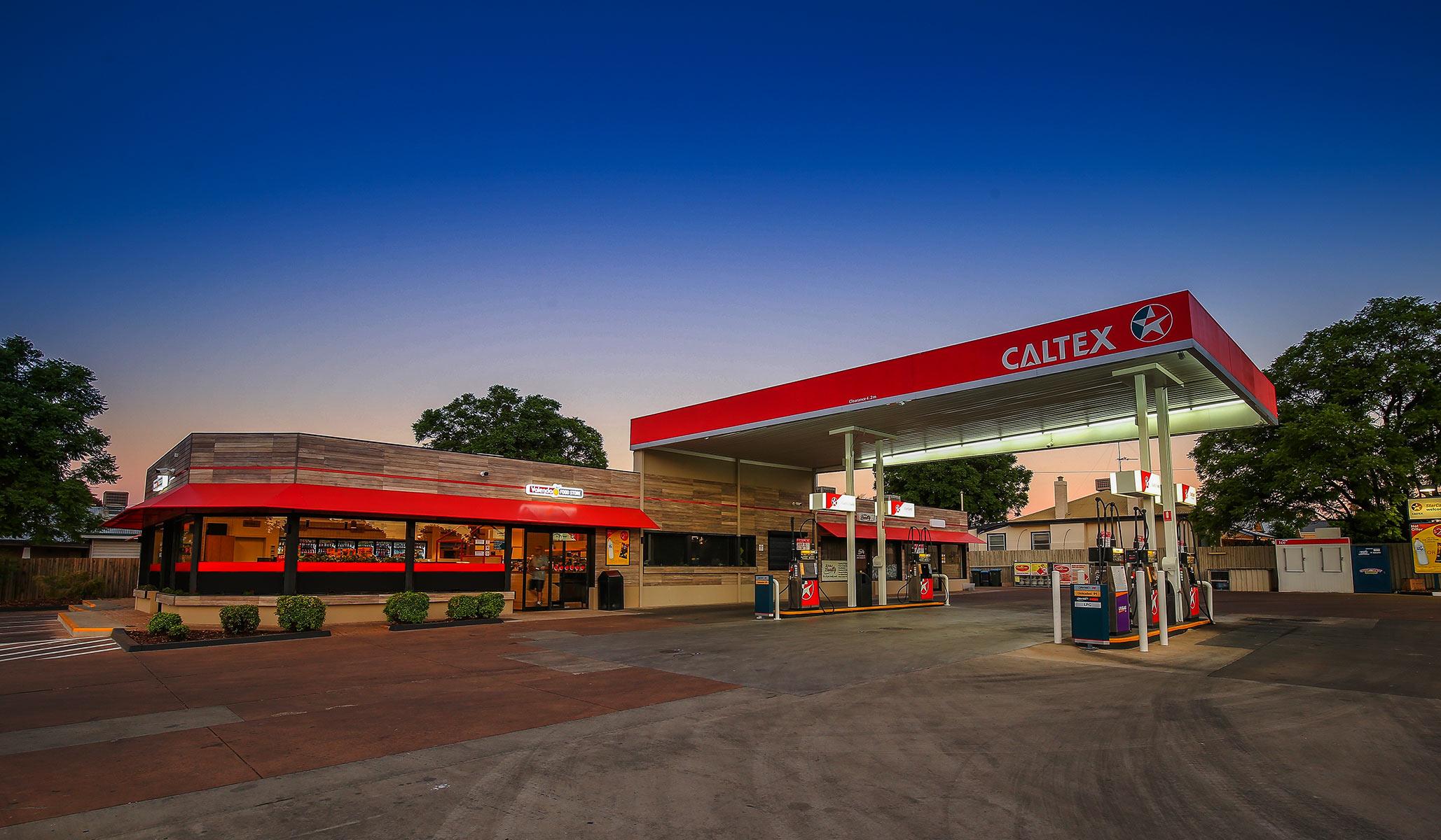 Tasco Petroleum, Mildura - interior design by Studio Y.