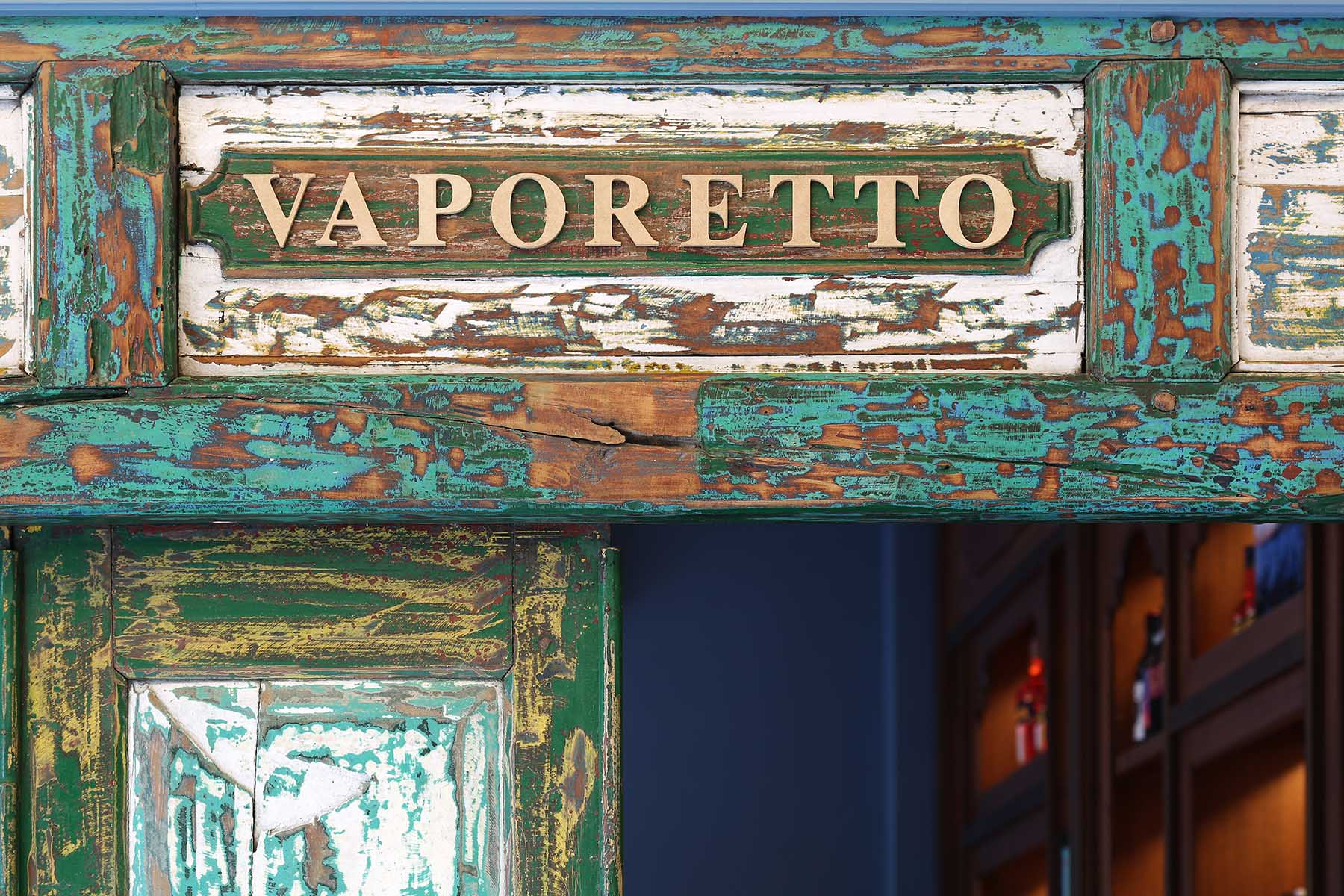 Vaporetto - interior design by Studio Y.