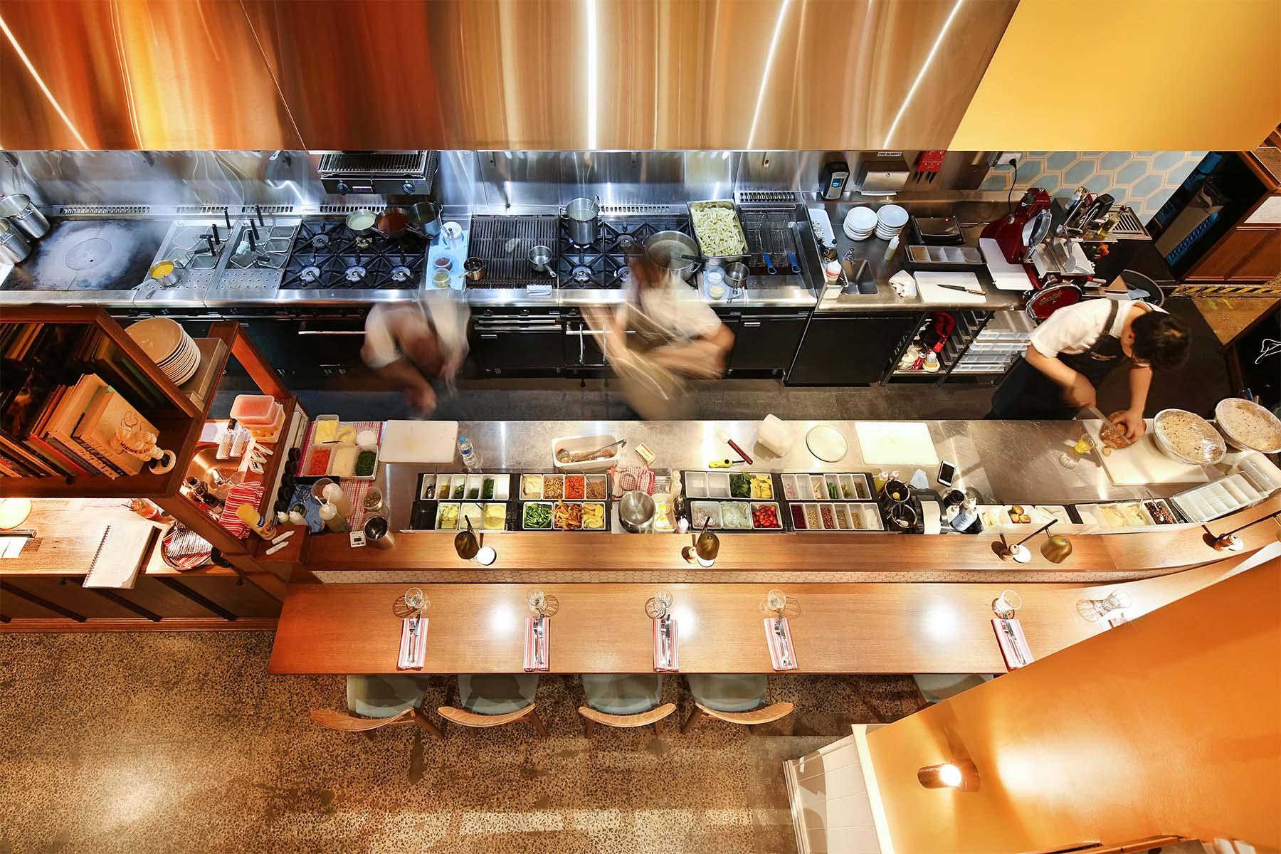 Vaporetto - interior design by Studio Y.