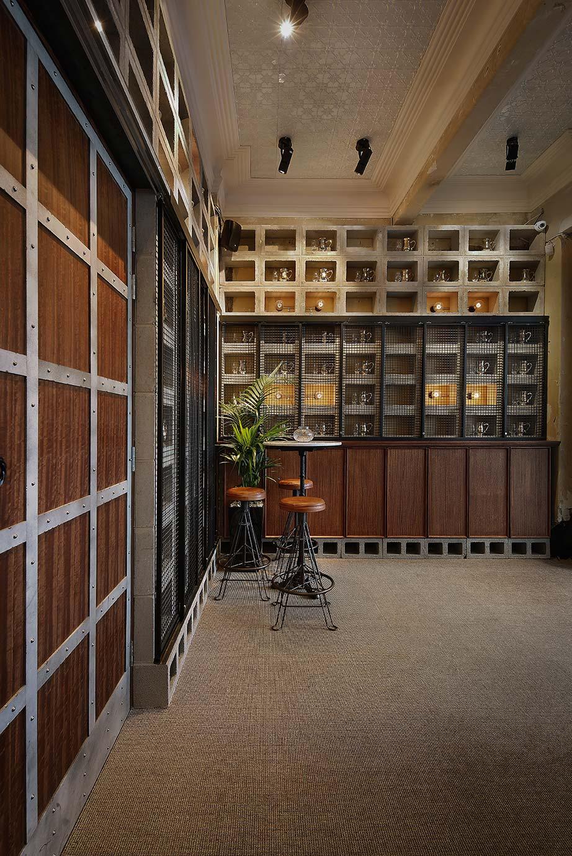 Boilermaker House - interior design by Studio Y.