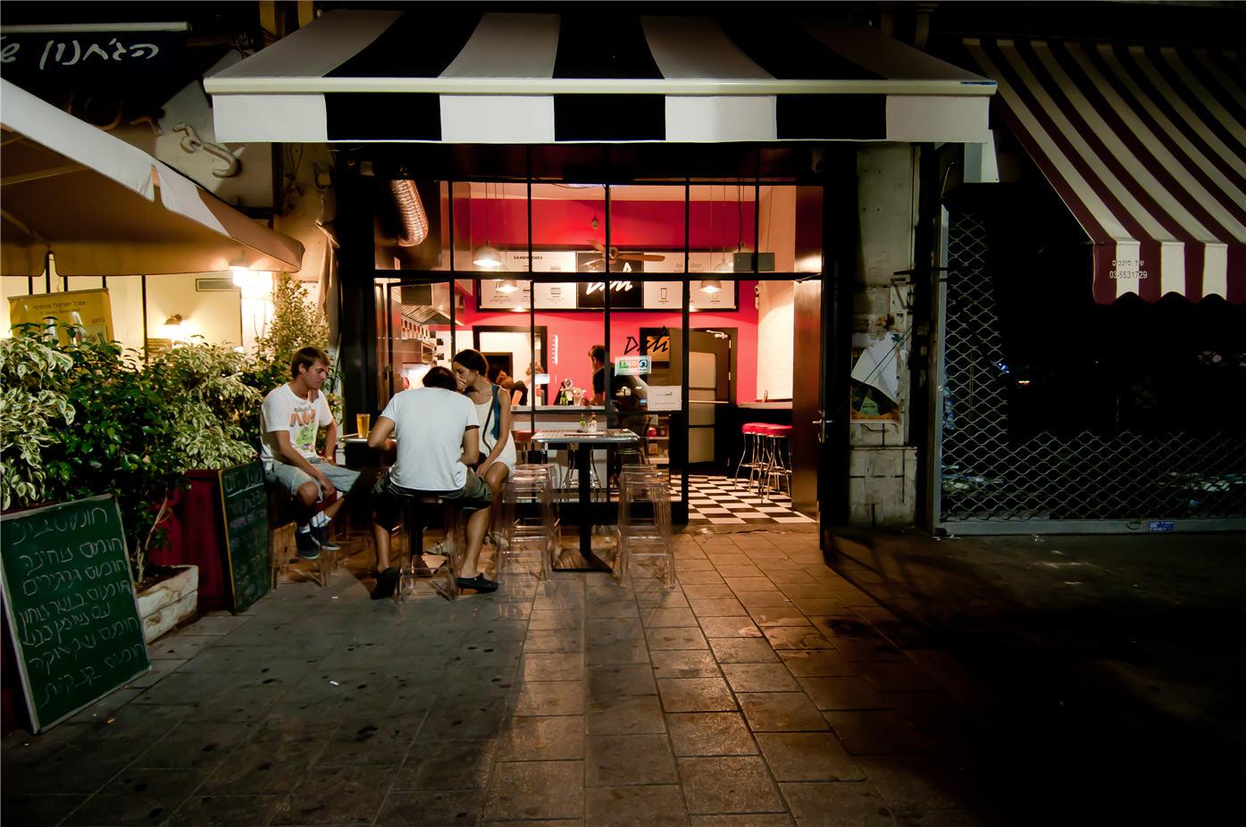 Deli Cocktail Bar - interior design by Studio Y.