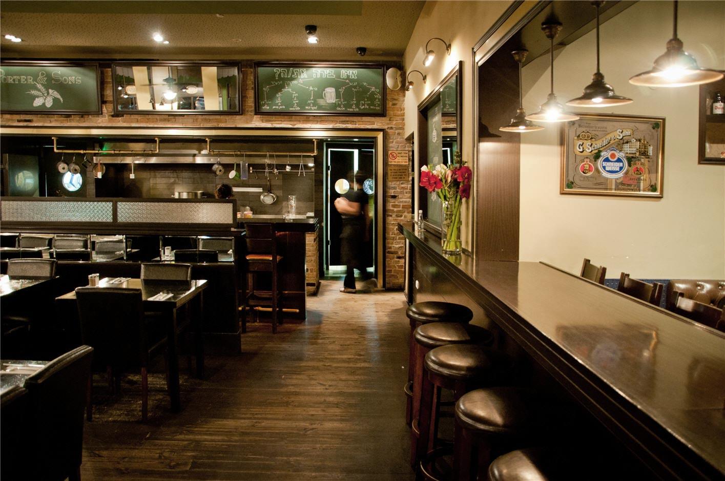 Porters & Sons - interior design by Studio Y.