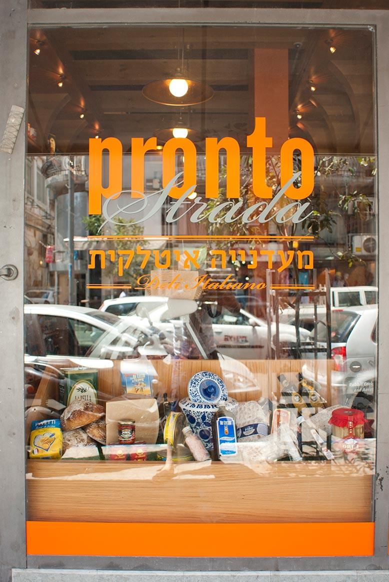 Prontostrada - interior design by Studio Y.