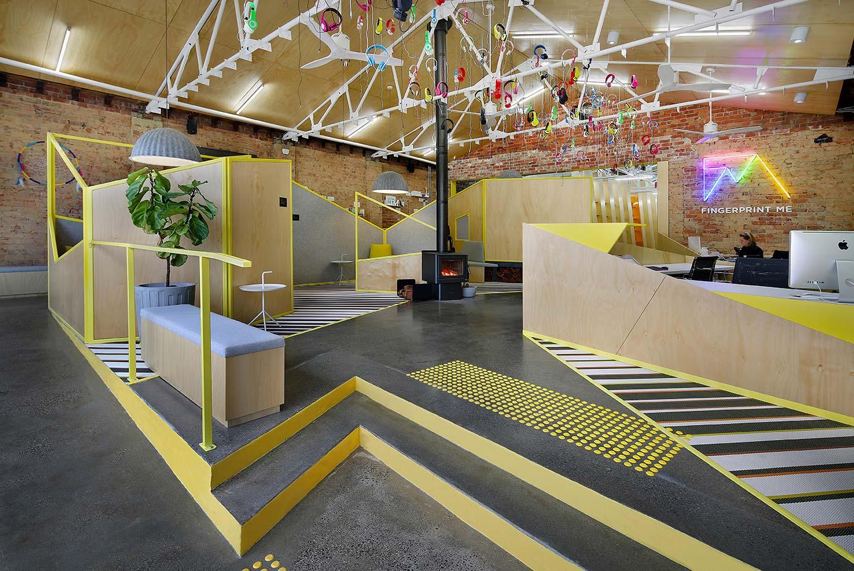 Fingerprint Me - interior design by Studio Y.