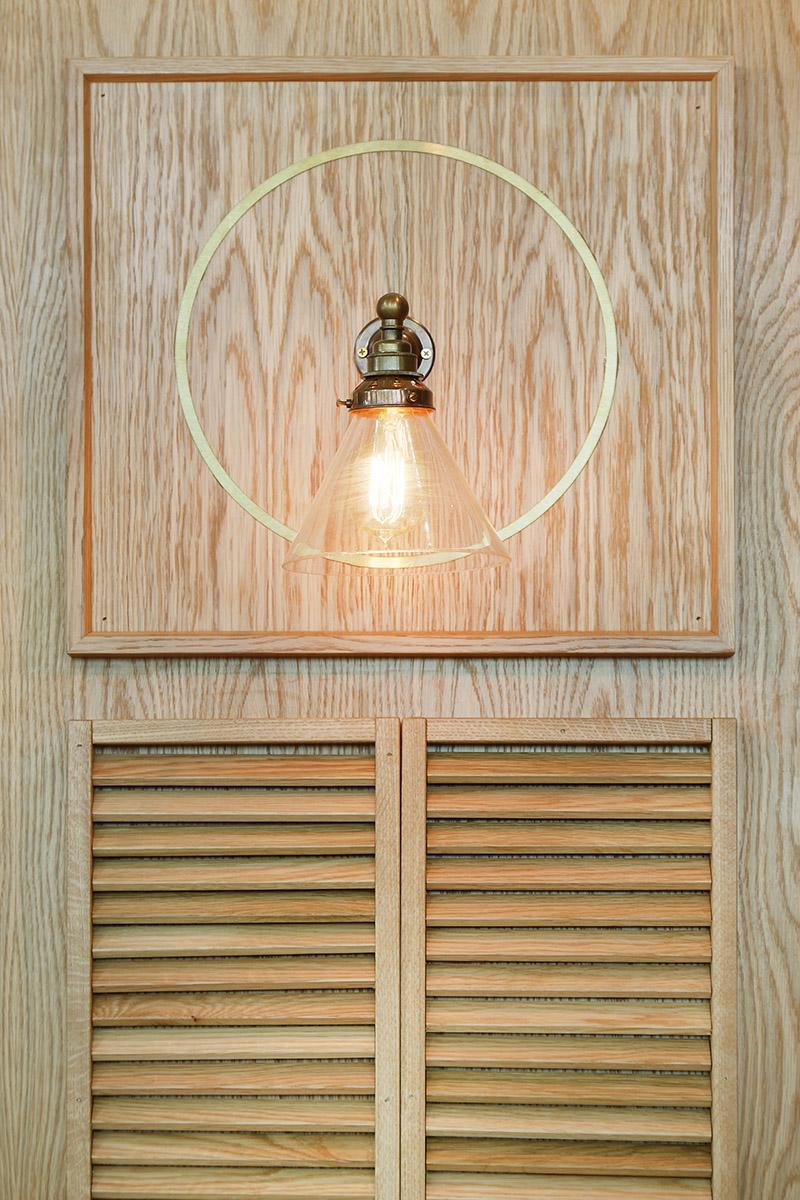 Woodstock Pizzicheria - interior design by Studio Y.